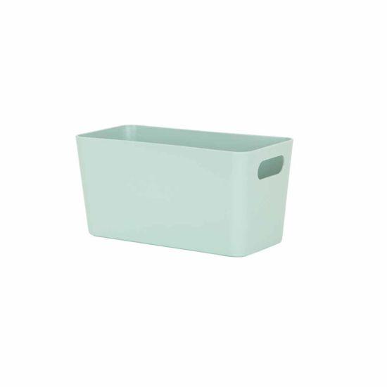 Wham Studio Rectangular Basket 6.01 Silver Sage