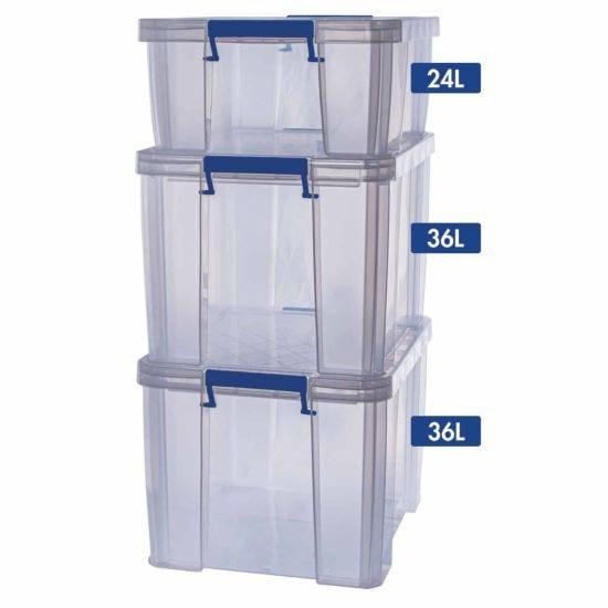 ProStore Storage Box Bonus Pack 3 96L Capacity