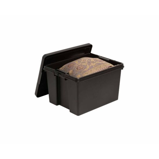 Wham Bam Recycled Storage Boxes 45 Litre Pack of 3