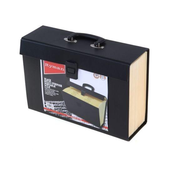 Ryman 19 Pocket Portable Home Expandable File