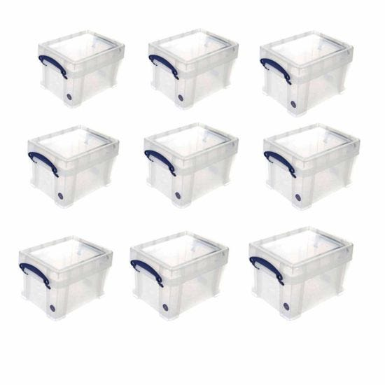 Really Useful Box 3 Litre Pack of 9