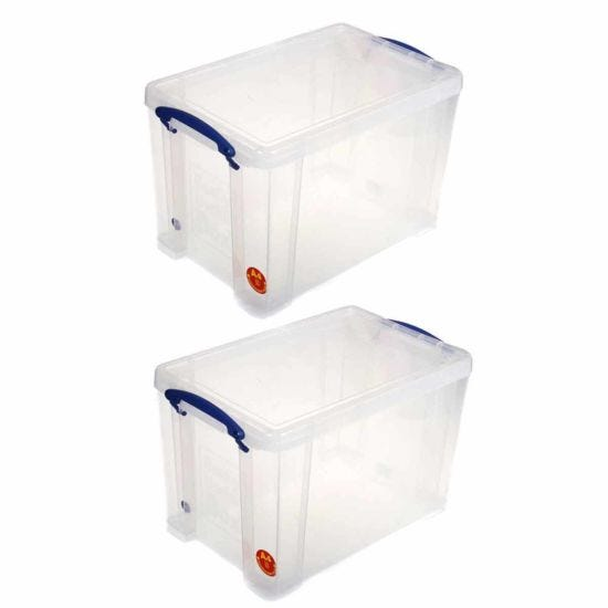Really Useful Box 19 Litre Pack of 2