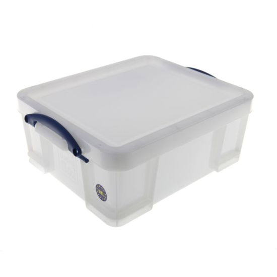 Really Useful Storage Box 18 Litre Extra Strong