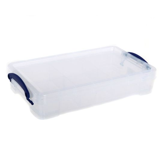 Really Useful Box Cable Tidy 2.5L + Tray