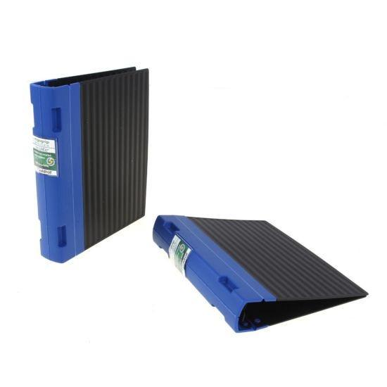 Guildhall Ecolite Ergogrip Binder 55mm Spine Blue
