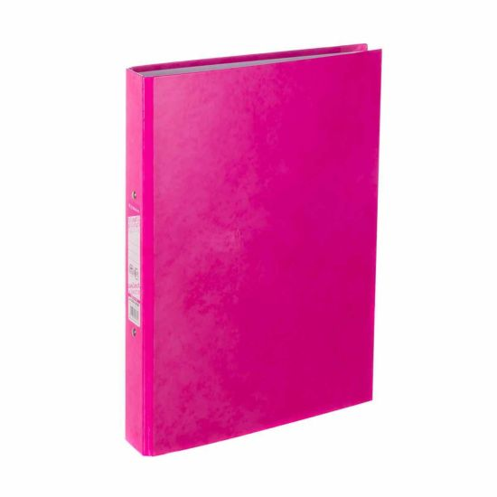 Ryman Select A4 Ringbinder Pack of 10 Pink