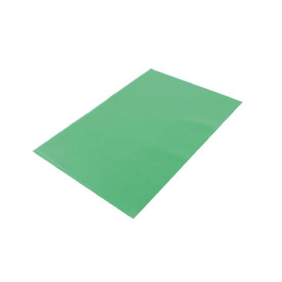Q-Connect Cut Flush Folder A4 Pack 100 Green