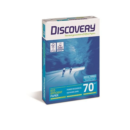 Discovery Copier A4 70gsm Ream Box 5