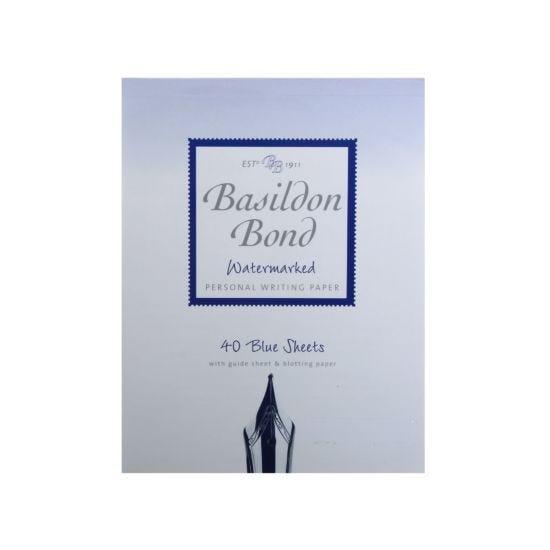 Basildon Bond Duke Writing Pad 178x137mm 90gsm 80 Pages 40 Sheets
