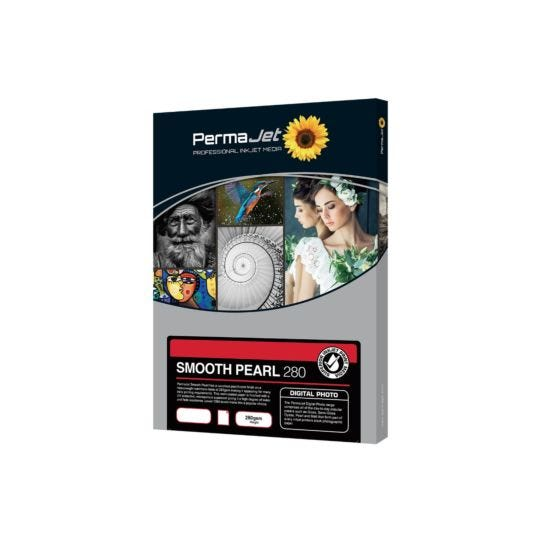 PermaJet Smooth Pearl 280 Photo Paper A3 50 Sheets