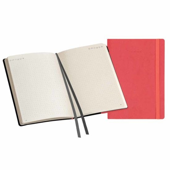 Legami My Notebook Dotted Coral