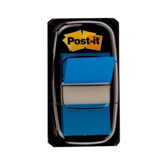 Post-it Index Medium Tabs Blue