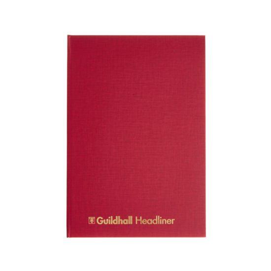 Guildhall Headliner Account Book 16 Cash Columns