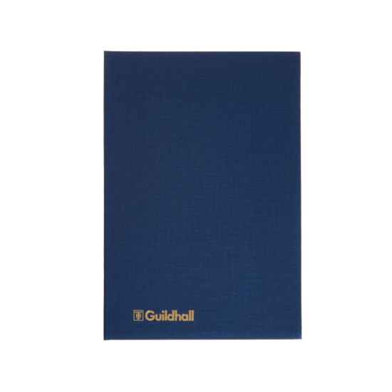 Guildhall Account Book 7 Column