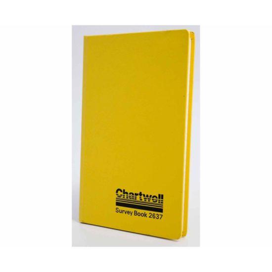 Chartwell 2637 Mining Transit Survey Book 192x120mm