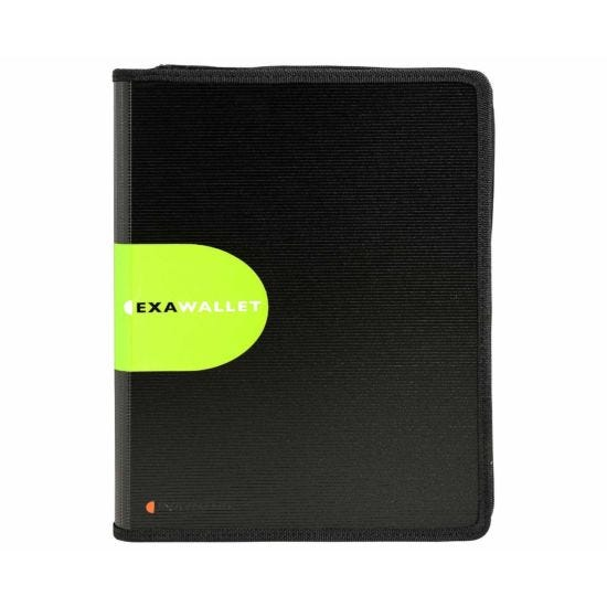 Exactive Exawallet Conference Folder with Calculator A4 Pack of 5