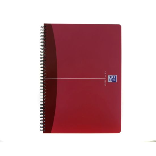 Oxford Office Pad A4 Wirebound 180 Pages 90 Sheets