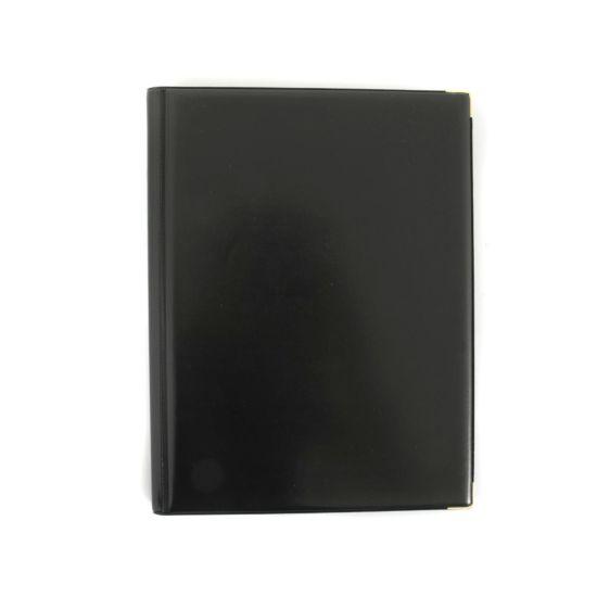 Ryman Deluxe Display Book A4 36 Pockets Black