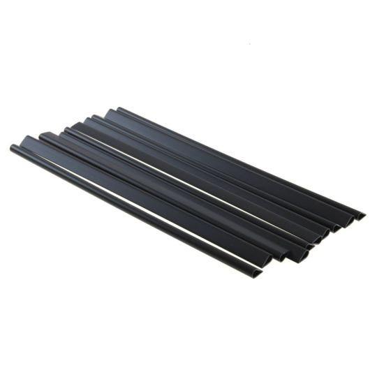 Ryman Slide Binders 6mm Pack of 10 Black