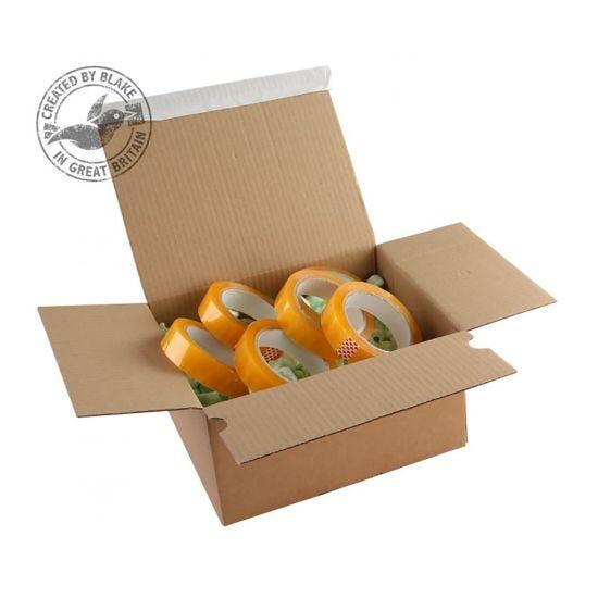 Blake Packaging Postal Box 230 x 160 x 80mm Pack of 20