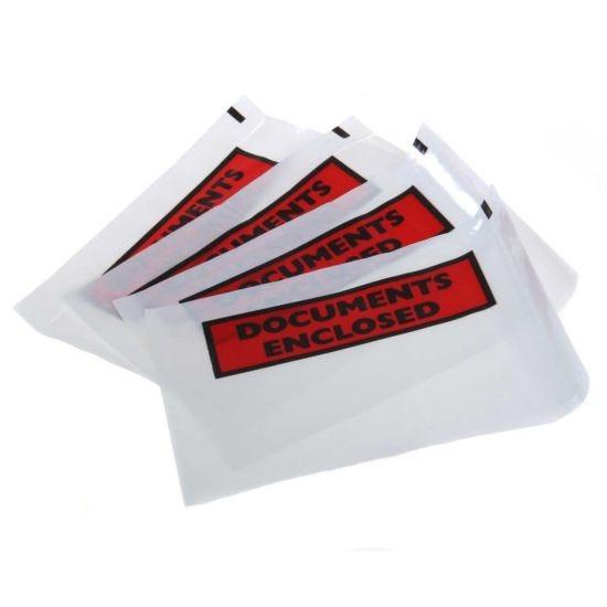 Flexocare Printed Document Enclosed Envelope A6 Pack 1000