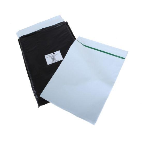 Poly Mailer Premium PJ6 335x430mm 75mm Pack of 100