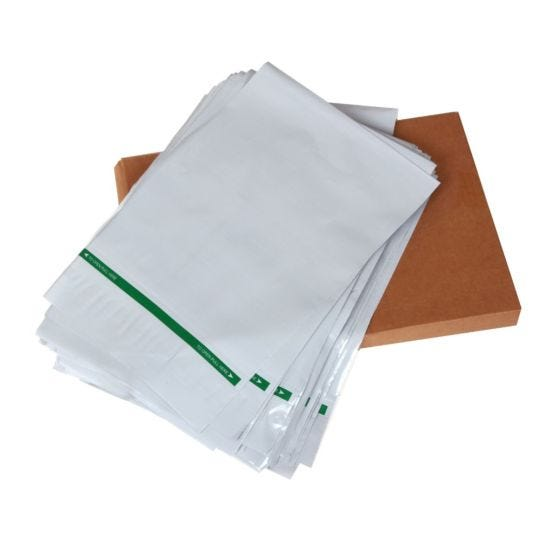 Poly Mailer Opaque PJ3 250x310mm Pack of 100
