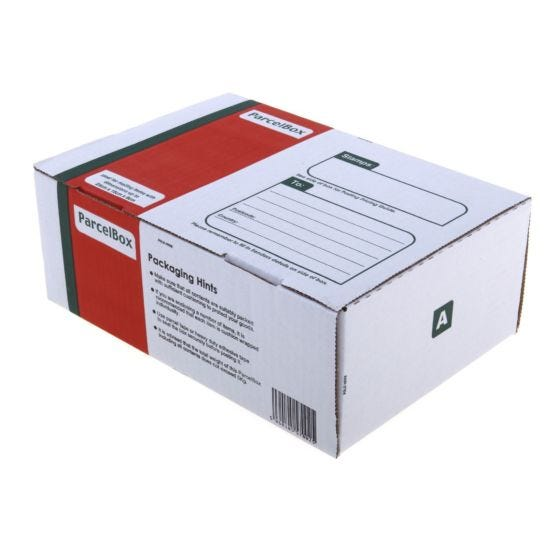 Parcelbox Small 274x193x108mm