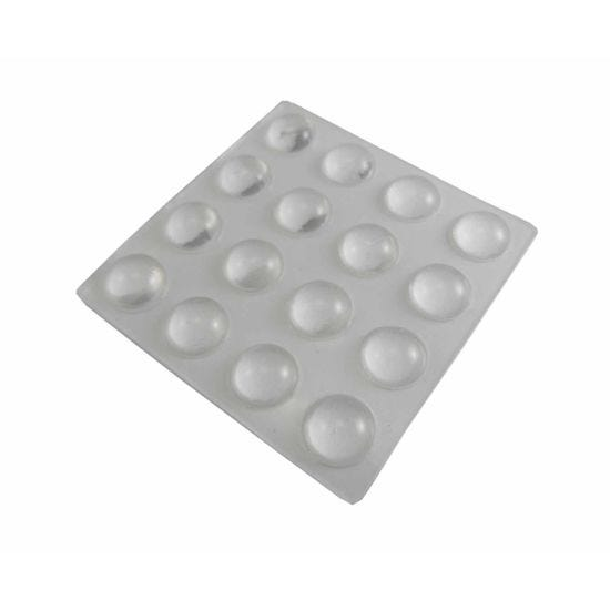 Clear Surface Protective Buffers Pack of 16