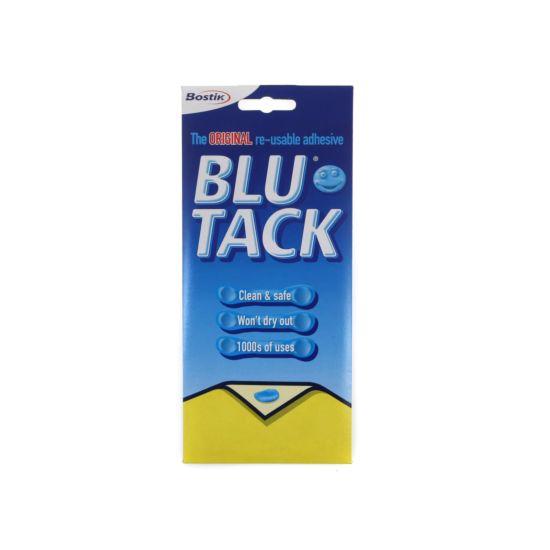 Bostik Blu-Tack Pack of 12 Economy Blue