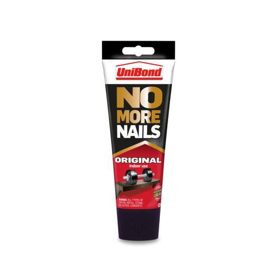 Unibond No More Nails Adhesive Original Tube 234g