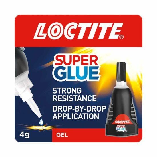 Loctite Super Glue Power Gel 4g