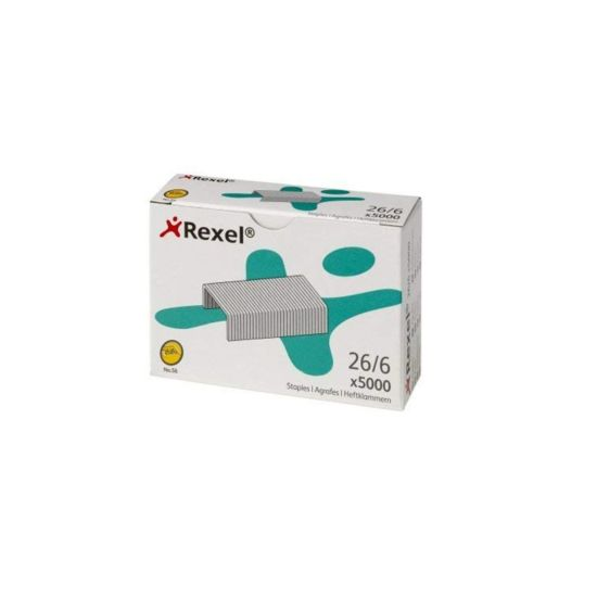 Rexel Staples 24/6mm No 16 Pack of 5000