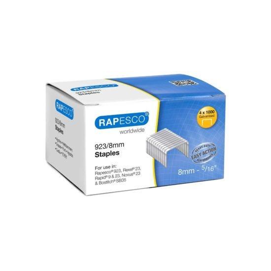 Rapesco Staples 923/8mm Pack of 4000