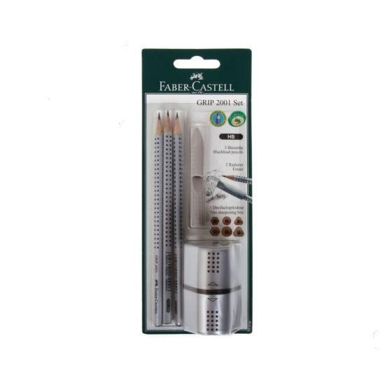 Faber Castell Grip Pencil Set
