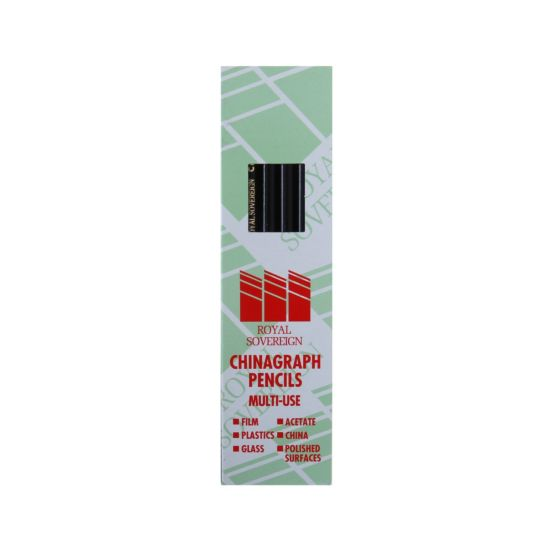 Chinagraph Pencil Pack of 12