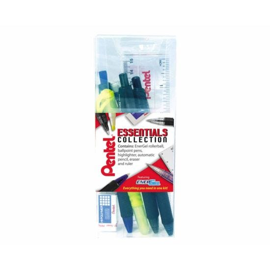 Pentel Stationery Essentials Collection