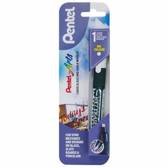 Pentel Wet Erase Liquid Chalk Marker
