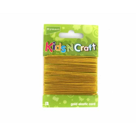 Ryman Activity Kit Gold Cord