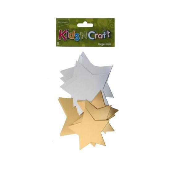 Ryman Activity Kit Large Stars