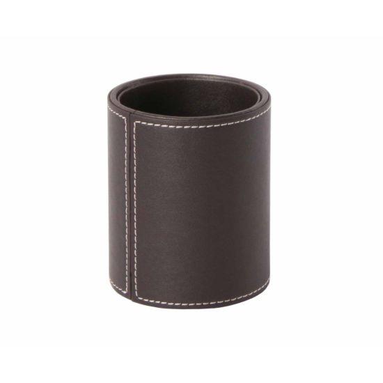 Pen Pot Faux Leather