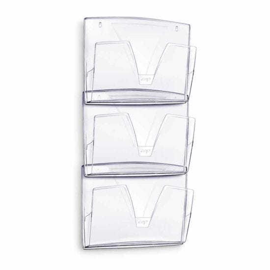 CEP Reception Wall Files Pack of 3