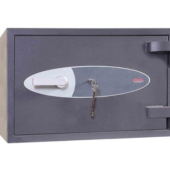 Phoenix Neptune HS1051K High Security Euro Grade 1 Safe with Key Lock Size 1