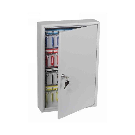 Phoenix KC0602K Commercial Key Cabinet with Key Lock 64 Hook