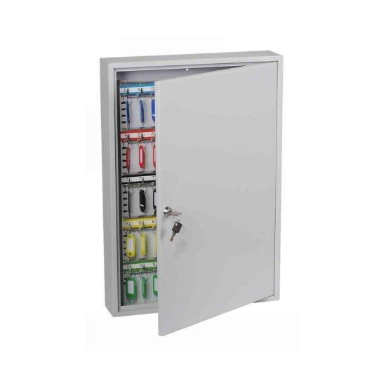 Phoenix KC0603K Commercial Key Cabinet with Key Lock 100 Hook