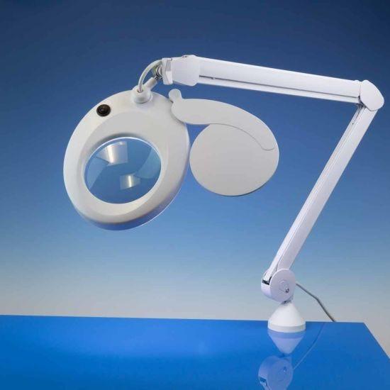 Lightcraft Slimline LED Magnifier Lamp