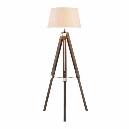 Premier Housewares Bailey Tripod Floor Lamp