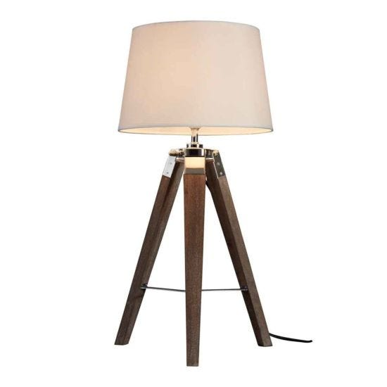 Interiors by PH Bailey Tripod Table Lamp