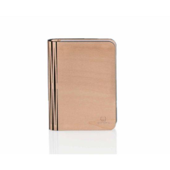 Gingko Smart Wood Book Light Maple