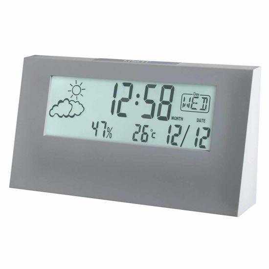 Acctim Vertex Weatherstation Clock